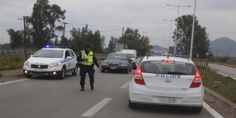 Θρίλερ στα Δερβενοχώρια! Αστυνομικοί καταδιώκουν αυτοκίνητο με τρεις ληστές!