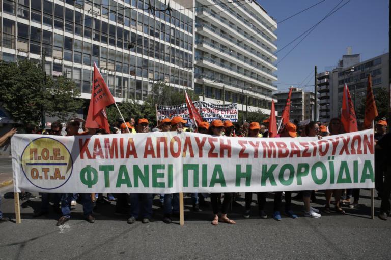 Στη Βουλή η τροπολογία για παράταση συμβάσεων στην καθαριότητα των Δήμων