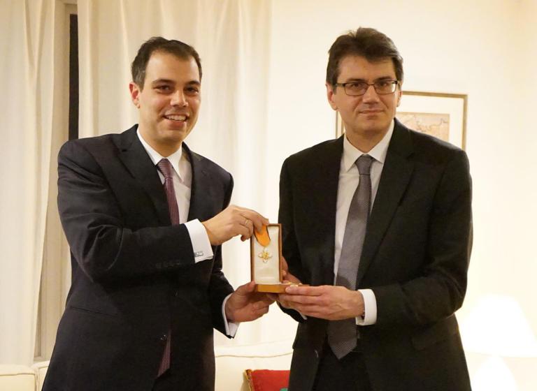 Ερωτόκριτος Κατσαβουνίδης: Παράσημο για τον Έλληνα αστροφυσικό του ΜΙΤ | Newsit.gr