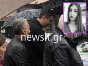 """Ελένη Τοπαλούδη: """"Ήταν ένα άβγαλτο κορίτσι"""" λέει απαρηγόρητος ο πατέρας της"""