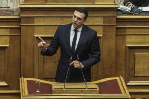Κικίλιας: «ΣΥΡΙΖΑ-ΑΝΕΛ δεν συνεννοούνται ούτε μεταξύ τους»