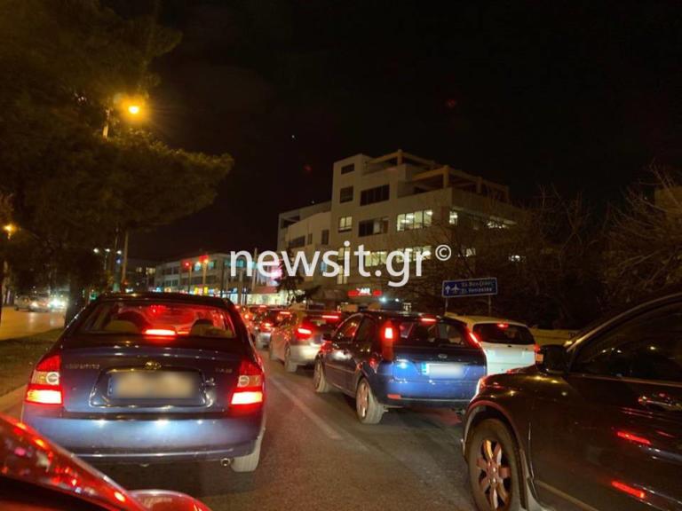 Κίνηση στους δρόμους της Αθήνας … παντού – Σε ποια σημεία έχει μεγαλύτερο μποτιλιάρισμα | Newsit.gr