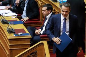 Προϋπολογισμός: Ο Μητσοτάκης «χάρισε» υπουργική καρέκλα στον Χουλιαράκη! video