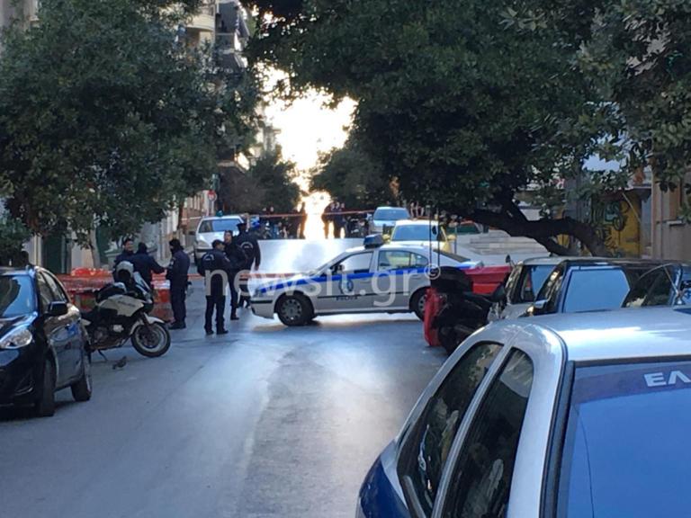 Κολωνάκι: «Ήταν ισχυρή η έκρηξη» – video | Newsit.gr