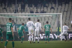 Παναθηναϊκός – Ατρόμητος 1-0 ΤΕΛΙΚΟ: Νίκησε τα… εμφράγματα το Τριφύλλι!