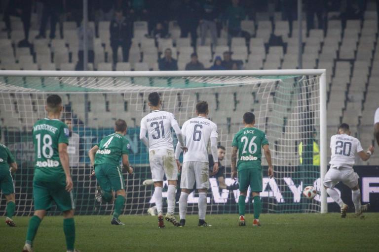 Παναθηναϊκός – Ατρόμητος 1-0 ΤΕΛΙΚΟ: Νίκησε τα… εμφράγματα το Τριφύλλι!   Newsit.gr