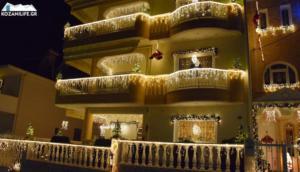 Κοζάνη: Υπερπαραγωγή και φέτος το «σπίτι των Χριστουγέννων» – video, pics