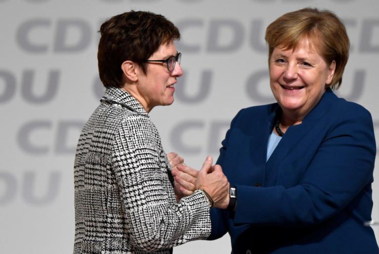 Γερμανία: Όταν η νέα πρόεδρος του CDU διέλυε την κυβέρνηση «Τζαμάικα» | Newsit.gr
