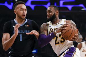NBA: Νίκη για Κουφό! Ήττα για Λέικερς