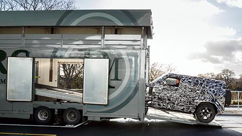 Η Land Rover ανακοινώνει το νέο Defender   Newsit.gr