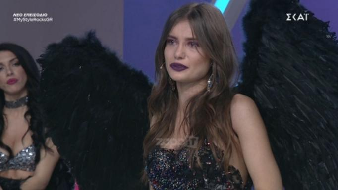 My Style Rocks: Κλαίγοντας ζήτησε συγγνώμη η Μαρία Λέκα από την επιτροπή! | Newsit.gr