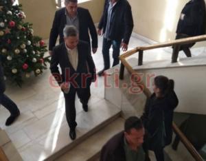Κρήτη: Αναβλήθηκε η δίκη για την απαγωγή του Μιχάλη Λεμπιδάκη – Η νέα εμφάνιση του επιχειρηματία [pics]