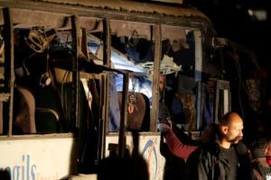 Βομβιστική επίθεση στο Κάιρο: Νεκροί τρεις Βιετναμέζοι τουρίστες και ένας Αιγύπτιος ξεναγός – Video