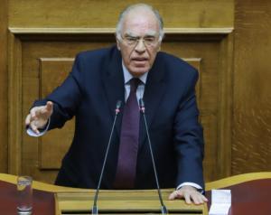 Καταγγελία της συμφωνίας των Πρεσπών ζητά η Ένωση Κεντρώων