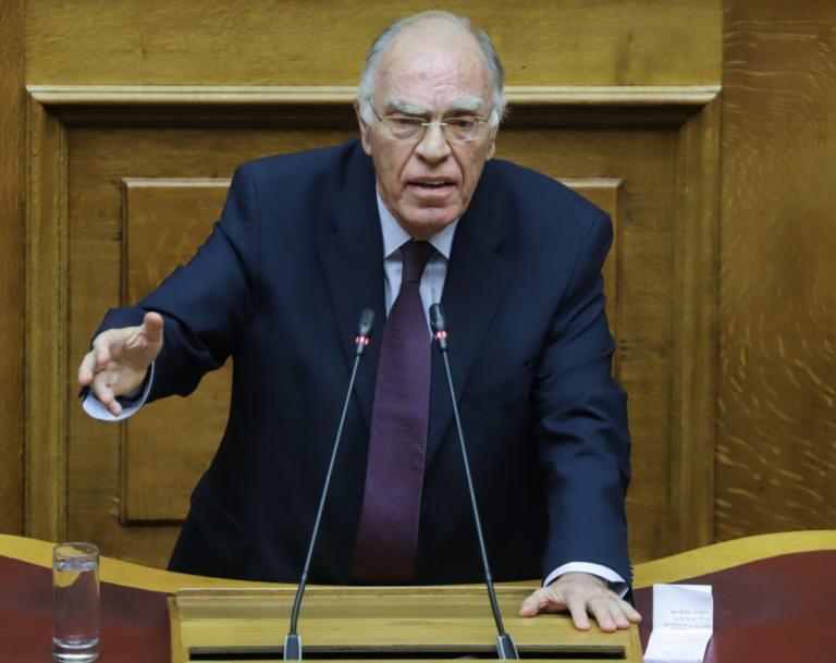 Καταγγελία της συμφωνίας των Πρεσπών ζητά η Ένωση Κεντρώων   Newsit.gr