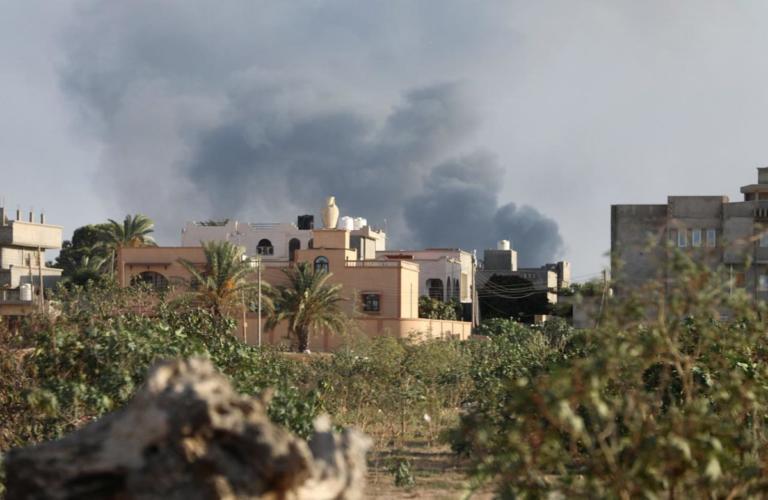Έκρηξη κοντά στο υπουργείο Εξωτερικών της Λιβύης   Newsit.gr