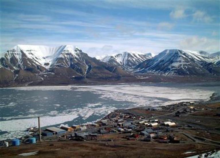 Λήστεψε την τράπεζα του Λονγκγέαρμπγεν στον Αρκτικό ωκεανό και… δεν είχε που να κρυφτεί | Newsit.gr
