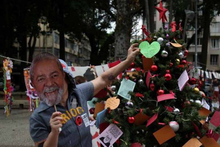 Λούλα: Ανοίγει ο δρόμος για την αποφυλάκιση του πρώην προέδρου της Βραζιλίας! | Newsit.gr
