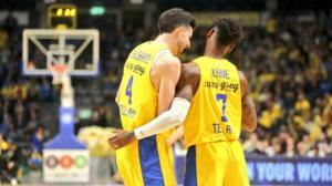 Euroleague: Επιβλητική Μακάμπι στον… ελληνικό «εμφύλιο»! Γλίτωσε το «κάζο» η Ζαλγκίρις του Σάρας – videos