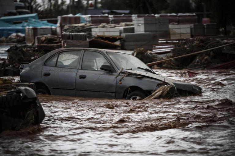 Θρίλερ στη Μάνδρα! Το ποτάμι ξέβρασε σκελετό ένα χρόνο μετά τις πλημμύρες! – video | Newsit.gr