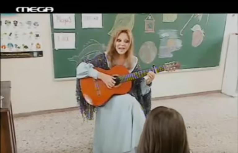 """Μαριάννα Τόλη: Ποια εκπομπή παρουσίαζε στο κρατικό κανάλι! Η εμφάνιση στο """"παρά πέντε""""   Newsit.gr"""