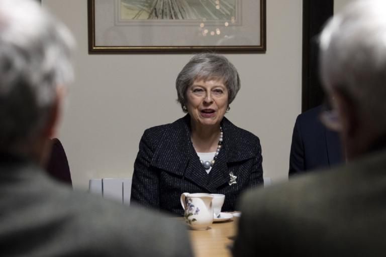 "Brexit: Δεν ""μασάει"" η Μέι! Κανονικά η ψηφοφορία παρά τον φόβο για πανωλεθρία!   Newsit.gr"