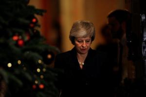 Times: Οι περισσότεροι υπουργοί της Μέι πιστεύουν ότι το σχέδιο της για Brexit… πέθανε