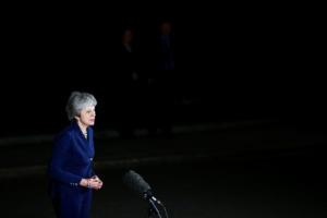 Brexit: Τα δύσκολα είναι… μπροστά για την Τερέζα Μέι
