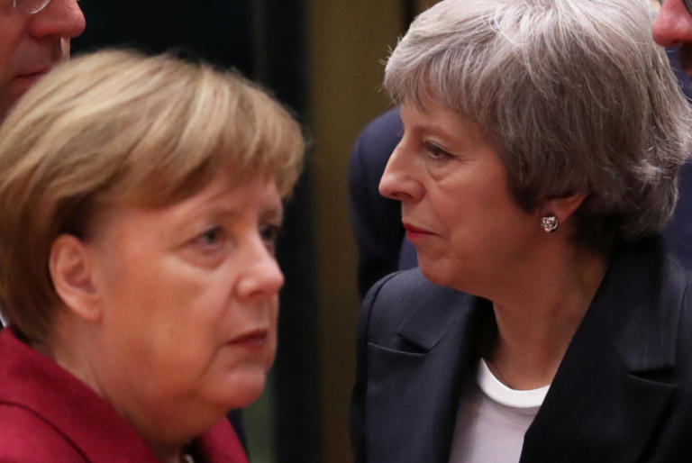 «Φαρμάκι» η Μέρκελ για την Τερέζα Μέι – Ετοιμάζονται για Brexit χωρίς συμφωνία | Newsit.gr