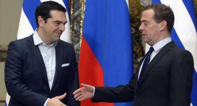 Αυτή είναι η ατζέντα Τσίπρα με τον Ρώσο ομόλογό του για την Παρασκευή!