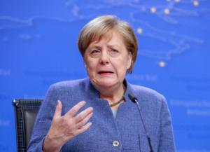 Μέρκελ: Παραμένουν οι κυρώσεις στη Ρωσία από την Ευρωπαϊκή Ένωση