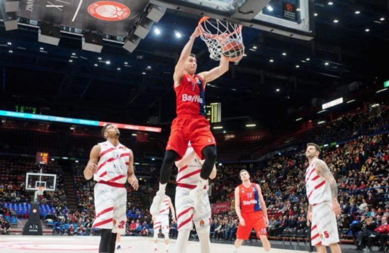 "Euroleague: ""Σφαλιάρα"" για τη Μιλάνο με μοιραίο Τζέιμς! Αποτελέσματα και κατάταξη [vid, pic] | Newsit.gr"