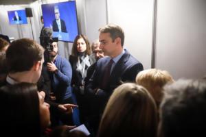 Μητσοτάκης: «Δεν θ' ακολουθήσω τον Τσίπρα στο διχασμό»