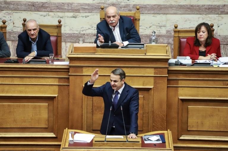 ΝΔ για Βούτση: Να μην ξύνεται στη γκλίτσα του τσοπάνη | Newsit.gr