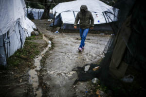 Μόρια: Θέλουν να μείνουν κάτω από 5.000 οι αιτούντες άσυλο