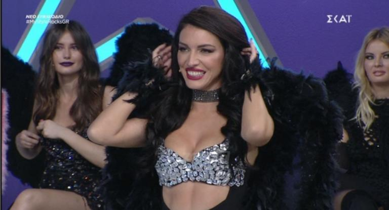 My Style Rocks: Χαμός στο Gala με τη σέξι εμφάνιση της Εύας Μπάση!   Newsit.gr