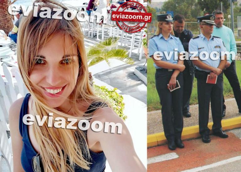 Αυτή είναι η πρώτη γυναίκα διοικητής στην Τροχαία Χαλκίδας | Newsit.gr