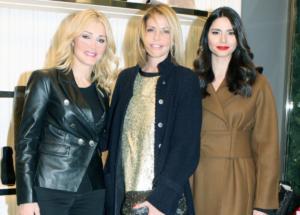 Πού συναντήθηκαν οι τρεις κυρίες της ελληνικής showbiz; [pics]