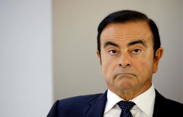Ιαπωνία: Μέχρι την Πρωτοχρονιά στην φυλακή το αφεντικό της Nissan | Newsit.gr