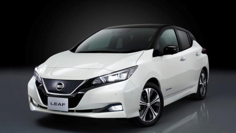 Νέο Nissan Leaf E-Plus με μεγαλύτερη αυτονομία   Newsit.gr