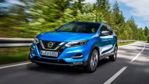 Ανακοινώθηκαν οι τιμές του νέου Nissan Qashqai