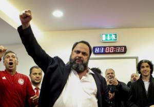 Ολυμπιακός – Μαρινάκης: «Ίσως η μεγαλύτερη νίκη της ιστορίας μας»