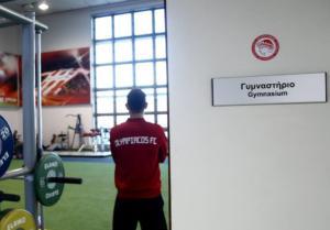 Ολυμπιακός: Ξεκίνησε η προετοιμασία για τη Μίλαν! [pics]
