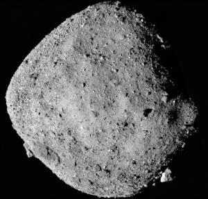 Το Osiris-REx της NASA βρήκε ίχνη νερού σε αστεροειδή