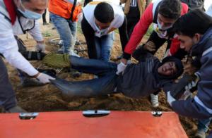 Λωρίδα της Γάζας: Ακόμα τρεις Παλαιστίνιοι νεκροί από Ισραηλινά πυρά [pics]