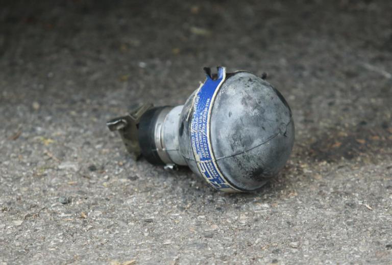 Σοβαρά επεισόδια στη Νέα Σμύρνη! Συμπλοκές των ΜΑΤ με οπαδούς του Πανιωνίου [pics] | Newsit.gr
