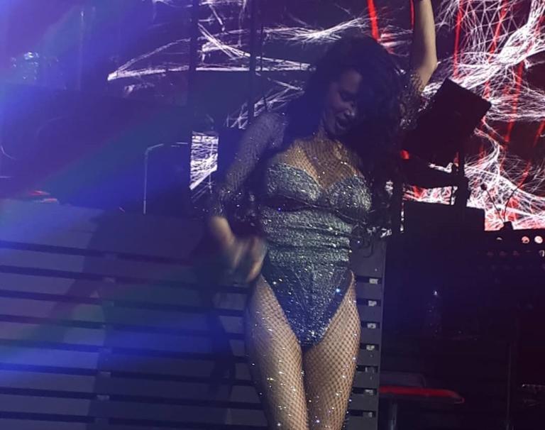 Πάολα: Η σέξι εμφάνισή της στην πίστα με… καυτό body! [pics,vid] | Newsit.gr