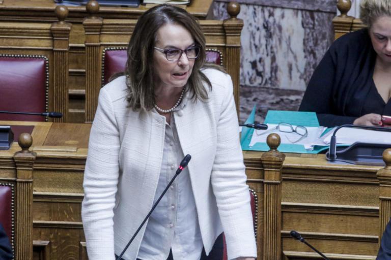 Παπανάτσιου σε ΝΔ: Μειώνουμε τους δικούς σας φόρους! | Newsit.gr