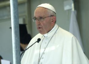 """Υπέρ των μεταναστών ο πάπας Φραγκίσκος – """"Μην τους κατηγορείτε για τα πάντα""""!"""