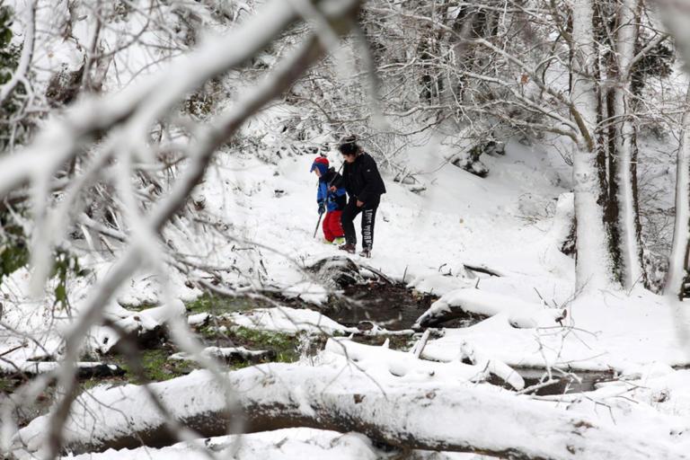 Καιρός: Πολικές θερμοκρασίες! Που έπεσε κάτω από τους -10 ο υδράργυρος | Newsit.gr